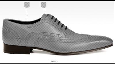 Zelf schoenen ontwerpen Stap 1