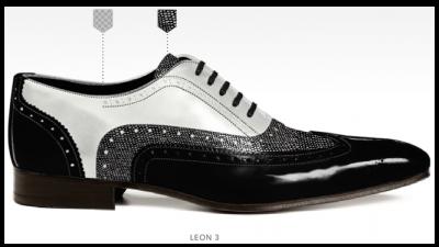 Zelf schoenen ontwerpen Stap 4