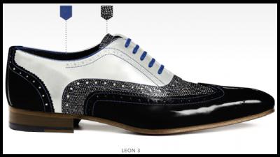 Zelf schoenen ontwerpen Stap 5