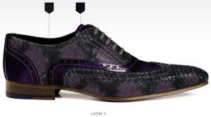 barli schoenen zelf ontwerpen afbeeldingen heren online fotos71 paars print leon3a