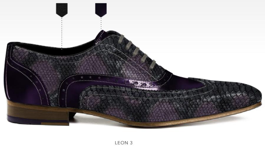 barli schoenen afbeeldingen heren online foto71 paars print leon3