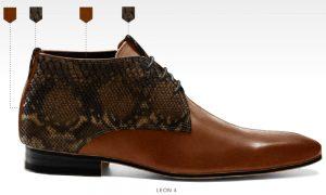 3de8c2e6be20eb schoenen voor heren afbeedling breda zelf ontwerpen herenschoen afbeelding  foto191 bruin print leon4 ...