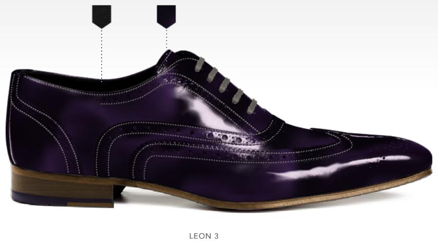business schoenen afbeeldingen heren online zakelijk foto68 paars leon3