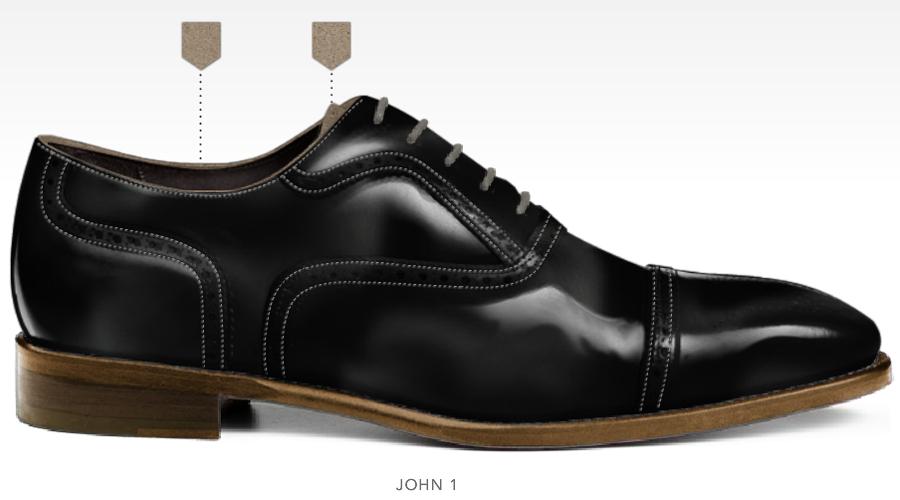 business schoenen afbeeldingen heren online zakelijk foto70 zwart john1