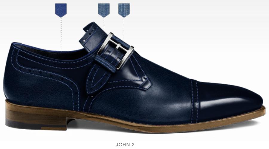 business schoenen afbeeldingen heren online zakelijk foto73 blauw john2