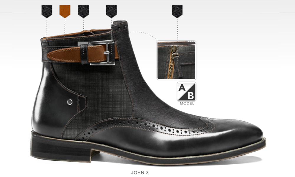 business schoenen afbeeldingen heren online zakelijk foto79 zwart grijs john3