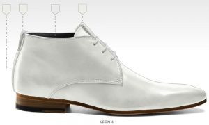 afbeeldingen trouwschoenen etten leur heren schoenen wit foto923 leon4a
