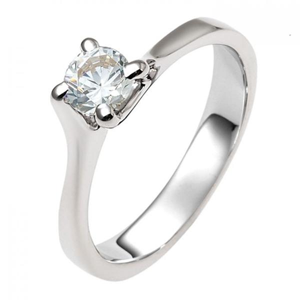 zilveren verlovingsring afbeeldingen foto5 soltaire ring model 16Z