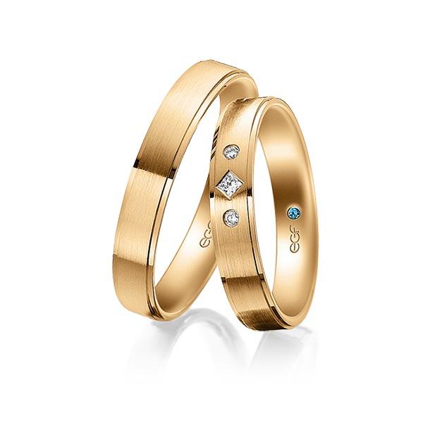 rose gouden trouwringen breda trb0689