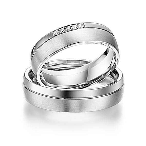 trouwringen breda trb0539 in zilver